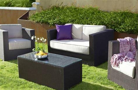 sofas para terrazas