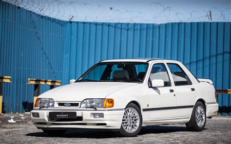 ford sierra cosworth classic driver market