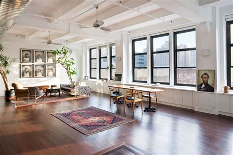 appartments in manhattan manhattan loft apartments home staging living room