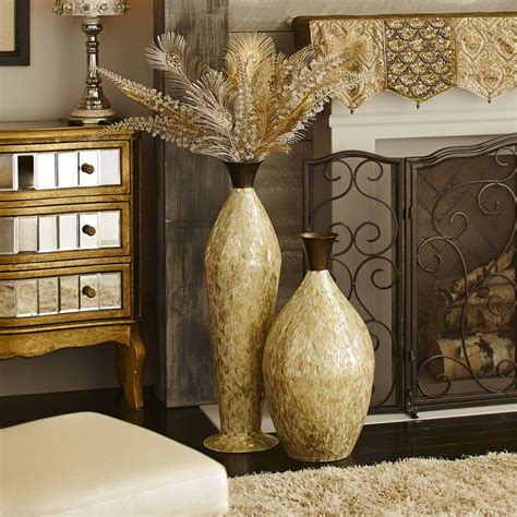 Decorative Vases For Living Room by Big Floor Vases Living Room Modern Inspirations Also