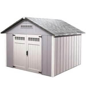 home depot sheds 10 x 10 barrette homestyles premier 10 ft x 10 ft vinyl plastic