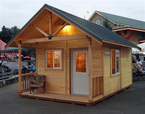 having a house built the shed option tiny house design