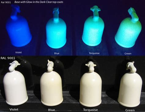 glow in the paint clear glow in the blue clear all powder paints 174