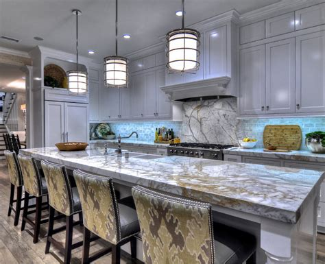 kitchen marble slab design stylish beach house with coastal interiors home bunch