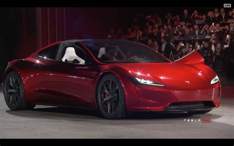 tesla supercar the 2020 tesla roadster is coming