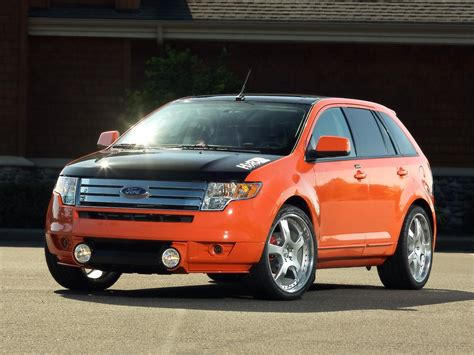 ford edge top speed 2007 ford edge by h r news top speed