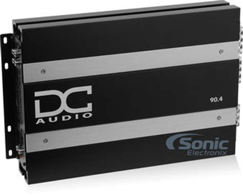 Sonic Electronix Gift Card - dc audio 90 4 520w competition class ab 4 channel amplifier free 75 sonic