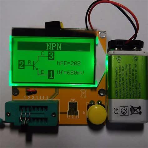 medidor de esr transistor capacitor indut resistor diodo medidor transistor capacitor indutor resistor diodo triac r 169 90 no mercadolivre
