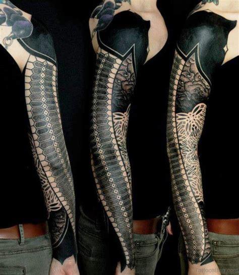 geometric tattoo full sleeve 50 best full sleeve tattoos
