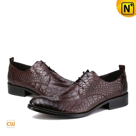 embossed leather shoes mens embossed leather lace up dress shoes cw762017
