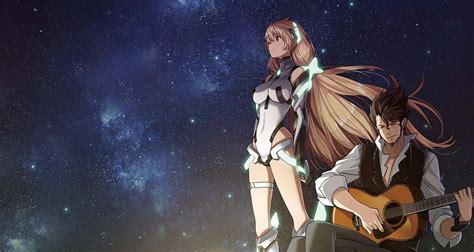 film animasi yang tayang 2014 trailer terbaru anime quot expelled from paradise quot ditayangkan