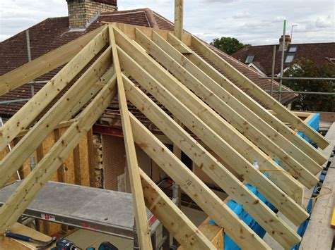Extension Roof Construction Roofing Cambridge