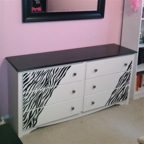 25 best ideas about zebra dresser on zebra