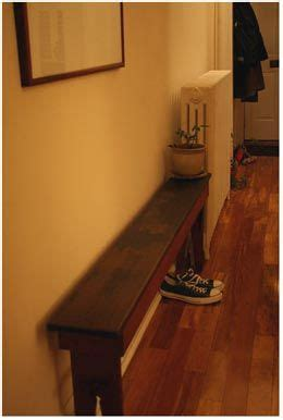narrow bench for hallway 80 best decorating hallways images on pinterest mud rooms coat storage and dark