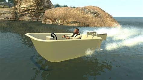 boat bathtub grand theft auto iv bathtub boat mod hd youtube