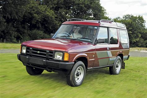 land rover discovery 2 5 tdi auto express