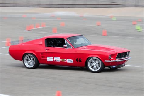 Autocross Mustang by Jason Anthony 1967 Mustang Nmca West Hotchkis Autocross
