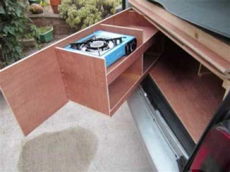 Kitchen Design Solutions by Citroen Berlingo Peugeot Partner Boot Camper Design