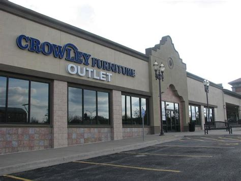 crowley opens overland park furniture outlet the kansas