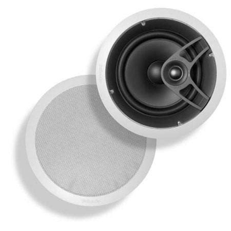 Polk Audio In Ceiling by Polk Audio Mc 80 Basic In Ceiling Loudspeaker With 8 Quot Driver Single Mc 80