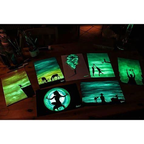 glow in the dark tattoos diy 748 best canvas images on pinterest