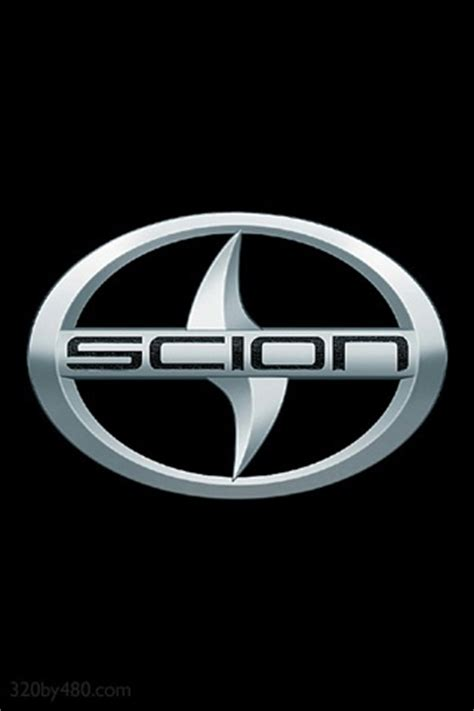 scion logo scion logo iphone wallpaper and ipod touch wallpaper