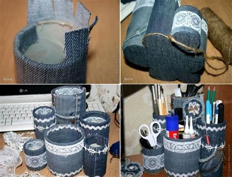 Fun Gifts Ideas by 5 Fun Ways To Recycle Your Jeans Earth911 Com