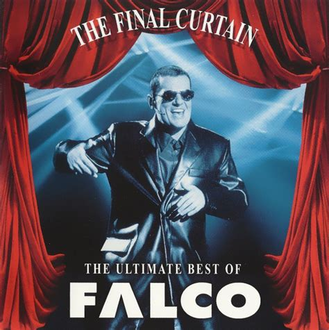 final curtain lyrics falco the final curtain the ultimate best of falco cd