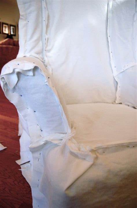 make your own slipcover slipcover pattern making