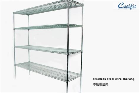 china stainless steel wire shelf china stainless steel