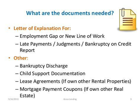 Explanation Letter For Gap Of Employment How To Get Pre Approved For A Mortgage