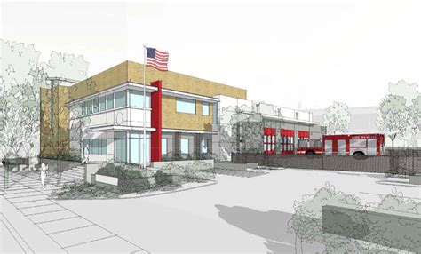 Seattle Djc Com Local Business News And Data Construction New Fire Station S