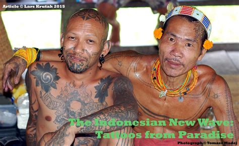 mentawai tattoo meaning lars krutak the indonesian new wave tattoos from