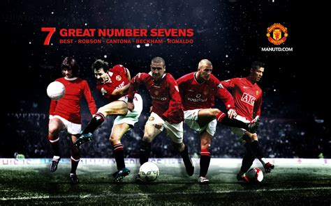 Manchester United 7 top 5 legendary manchester united no 7