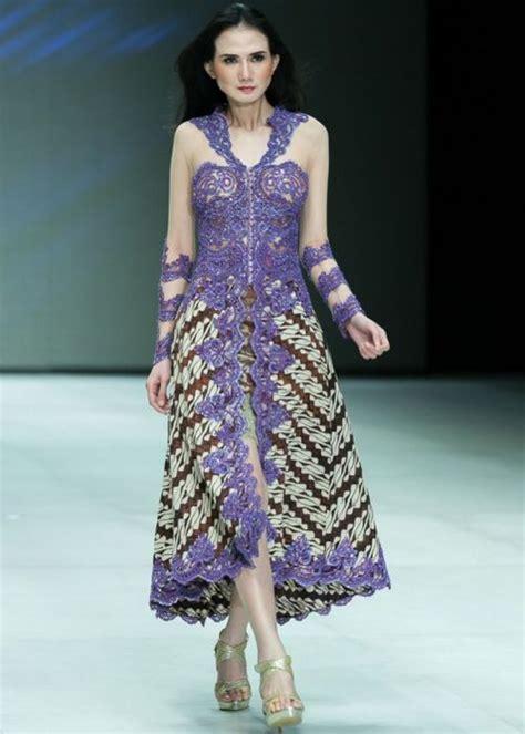 Baju Kebaya Modern Untuk Ke Pesta model baju batik modern dan cantik untuk suasana formal