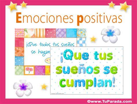imagenes de frases positivas animadas tarjetas de emociones positivas postales de