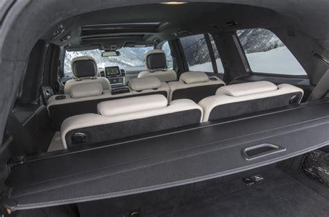 mercedes benz gls   review autocar