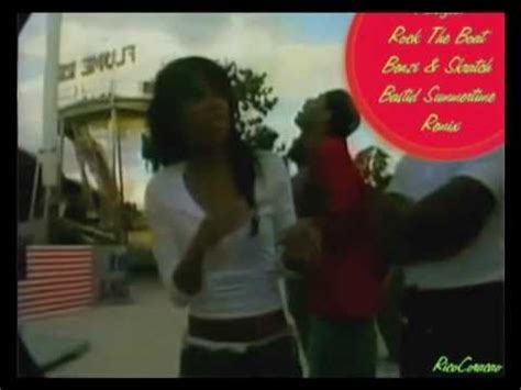 don t rock the boat remix aaliyah rock the boat summertime remix youtube