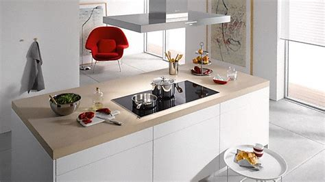 Kitchen Island Accessories by Miele Cooker Hoods For An Odour Free Kitchen Miele