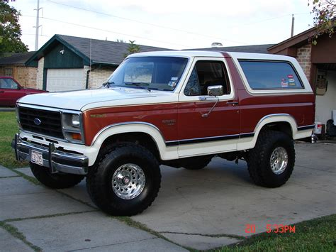 bronco car lifted 1984 ford bronco had one almost identical to this served