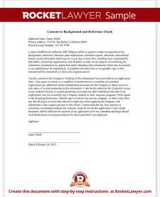 background check authorization form template with sle