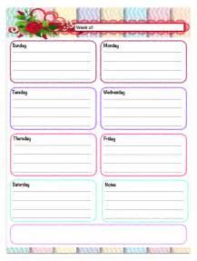 Printable Calendar August 2018 Free Printable Calendar Weekly Calendar Template