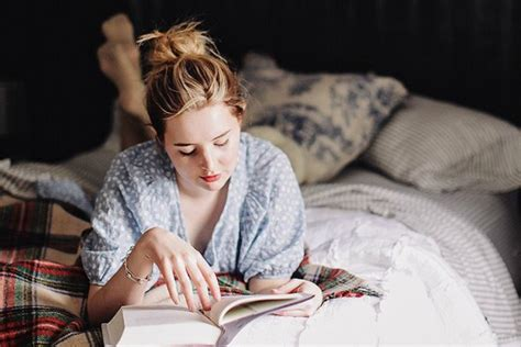 how to read a book in bed 10 ways to get more sleep her cus