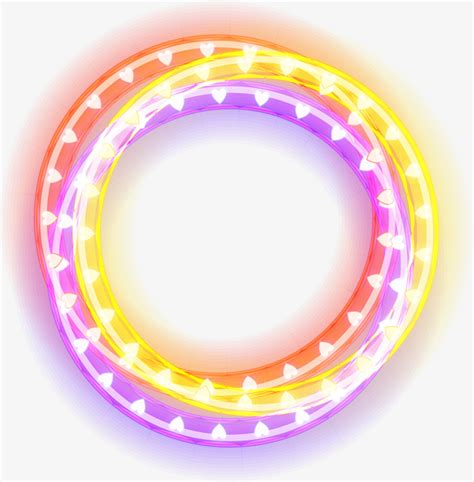 colorful circle logo colorful circle light circle vector light vector
