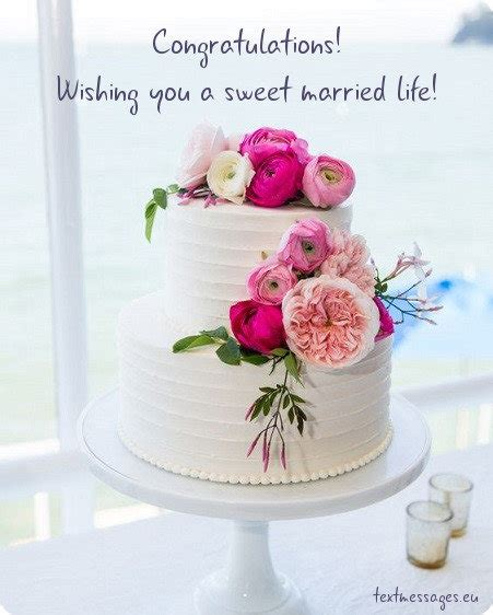 Wedding Congratulation To 70 Wedding Wishes Quotes Messages With Images