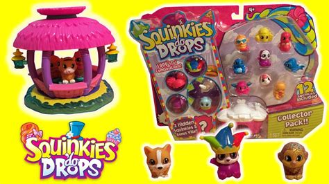Diskon Squinkies Do Drops Starter Pack Of 6 new season 2 squinkies do drops collector pack 12 squinkies squinkies squashies starter pack