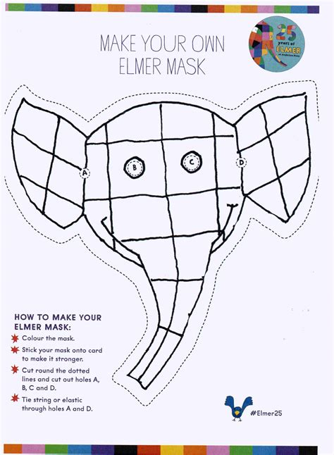 Elmer The Patchwork Elephant Lesson Plans - elmer celebrating 25th anniversary this summer elmer25