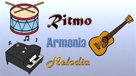 imagenes ritmo musical que es ritmo melodia y armonia youtube