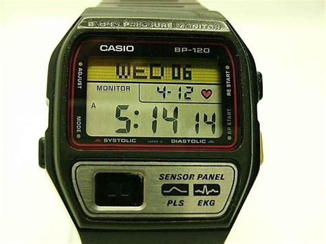 Casio Bp 100 Made In Japan casio blood pressure model bp 120 item no w0001