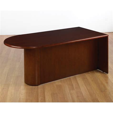 cherry wood desk bullet desk 72x36 cherry wood